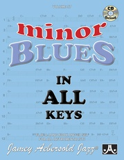 Jamey Aebersold Jazz, Volume 57: Minor Blues in All Keys