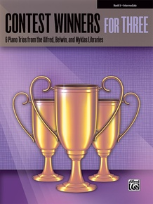 Contest Winners for Three, Book 5
