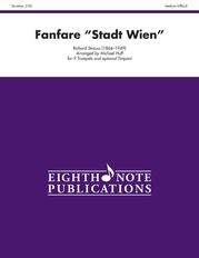 """Fanfare """"Stadt Wien"""""""