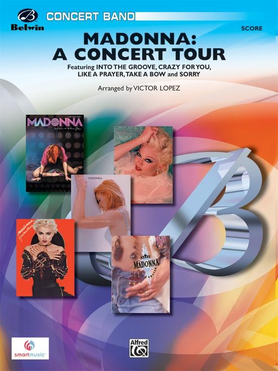 Madonna: A Concert Tour