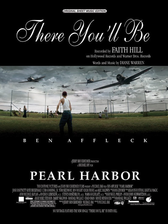 There You'll Be (from Pearl Harbor)