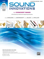 Sound Innovations for Concert Band, Book 1