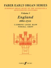 Faber Early Organ Series, Volume 3