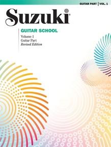 Suzuki Guitar School Guitar Part, Volume 1 (Revised)