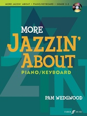 More Jazzin' About for Piano/Keyboard (Revised)