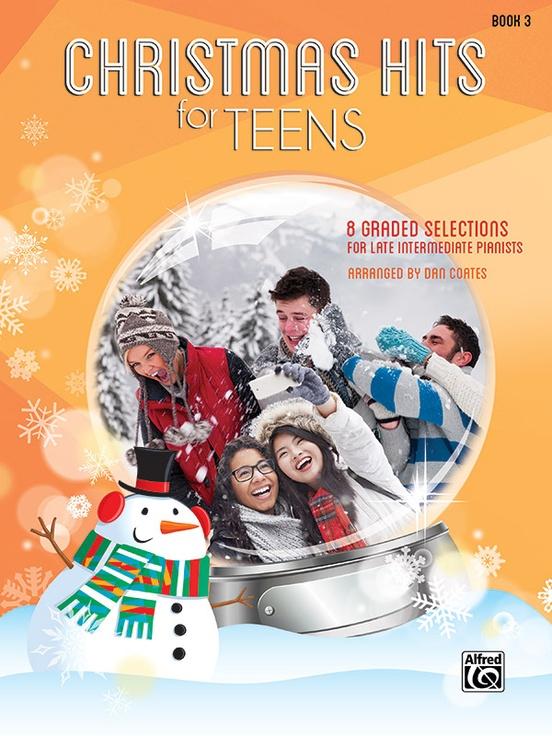 Christmas Hits for Teens, Book 3