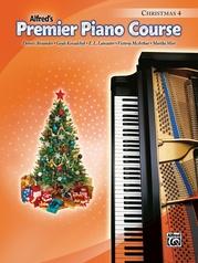 Premier Piano Course, Christmas 4