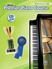 Premier Piano Course, Performance 2B