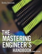 The Mastering Engineer's Handbook (Third Edition)
