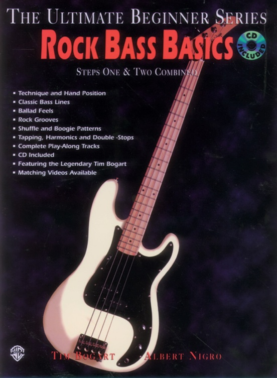Ultimate Beginner Series: Rock Bass Basics