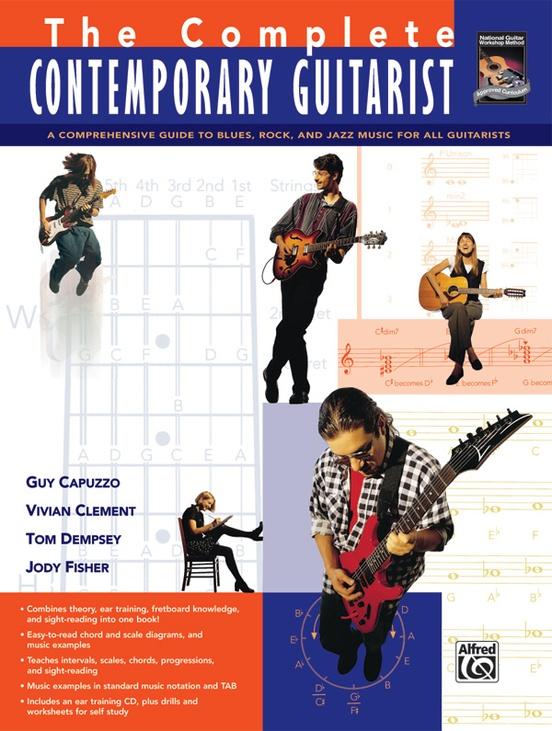 The Complete Contemporary Guitarist