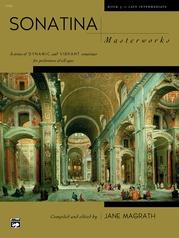 Sonatina Masterworks, Book 3