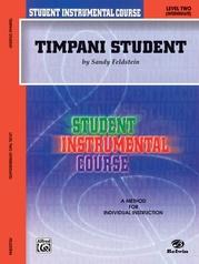 Student Instrumental Course: Timpani Student, Level II