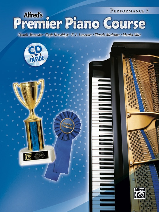 Premier Piano Course, Performance 5