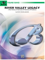 River Valley Legacy (I. River Echoes, II. Railroads, III. Machines, IV. Traditions)
