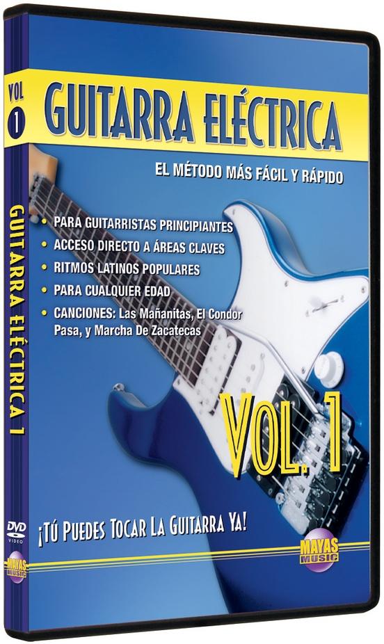 Guitarra Eléctrica Vol. 1