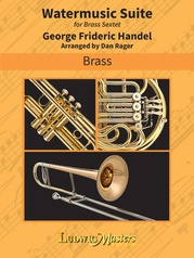 Water Music Suite for Brass Sextet