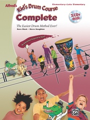 Alfred's Kid's Drum Course, Complete