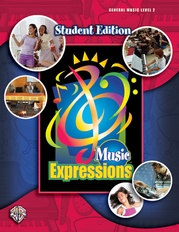 Music Expressions™ Grade 6 (Middle School 1): Student Edition
