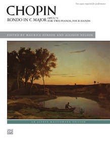 Chopin: Rondo in C Major, Opus 73