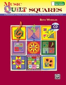 Music Quilt Squares