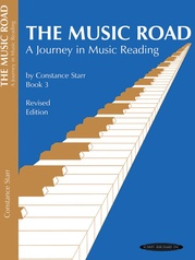 The Music Road: A Journey in Music Reading, Book 3 (Revised)