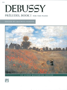 Debussy: Preludes, Book 1