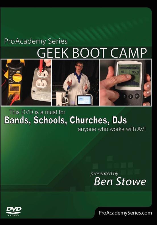 Pro Academy Series: Geek Boot Camp