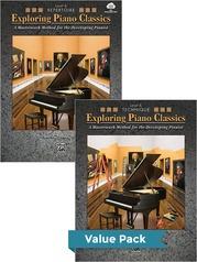 Exploring Piano Classics Level 6 (Value Pack)