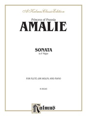Sonata for Flute in F Major