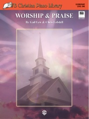 WB Christian Piano Library: Worship & Praise (Level 1)