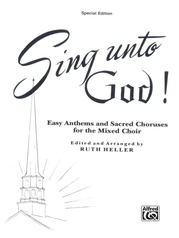 Sing Unto God! (Special Edition)