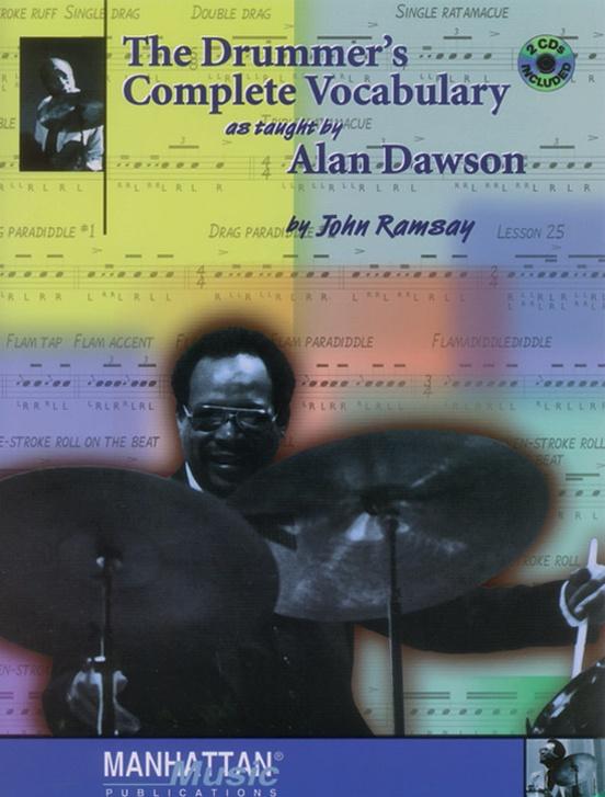 The Drummer's Complete Vocabulary as Taught by Alan Dawson