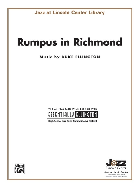 Rumpus in Richmond