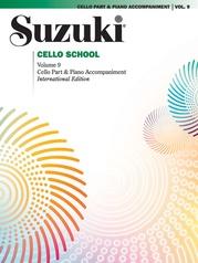 Suzuki Cello School, Volume 9