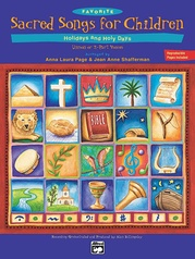 Favorite Sacred Songs for Children . . . Holidays & Holy Days