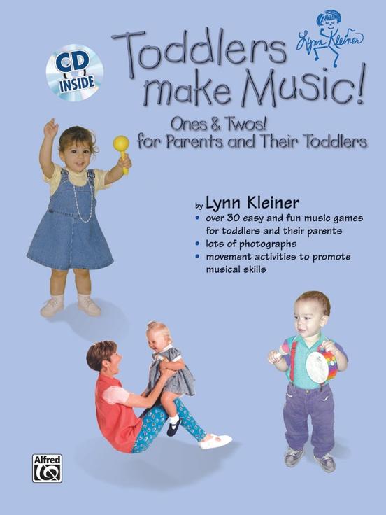 Kids Make Music Series: Toddlers Make Music! Ones & Twos!