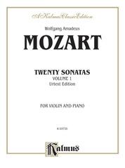 Twenty Sonatas (Urtext Edition)