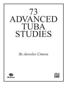 Seventy-Three Advanced Tuba Studies