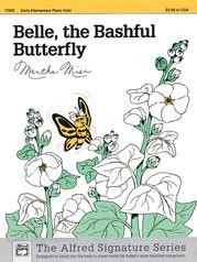 Belle, the Bashful Butterfly