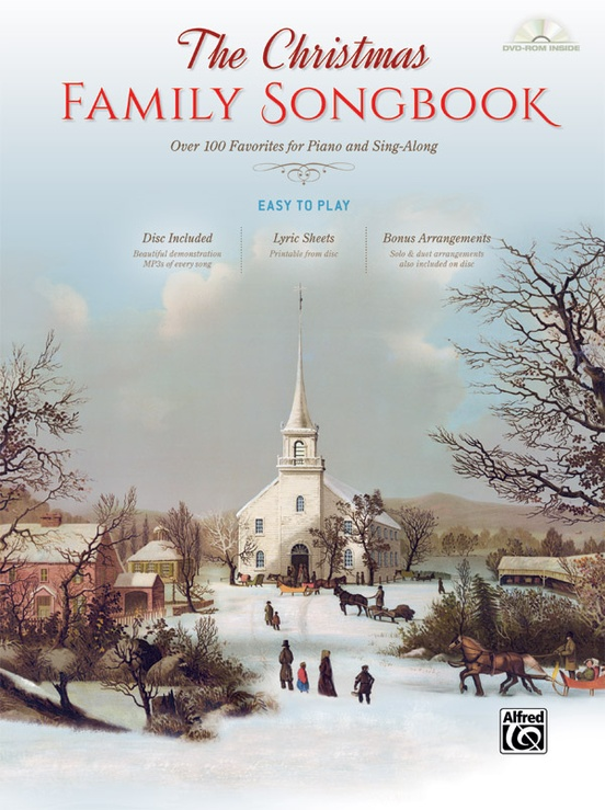 The Christmas Family Songbook