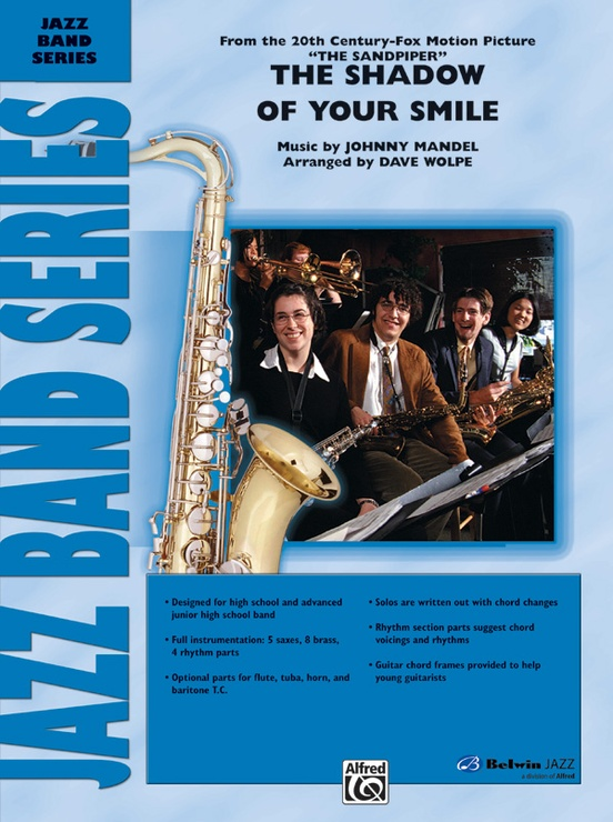 The Shadow of Your Smile (from The Sandpiper): Jazz Ensemble ...