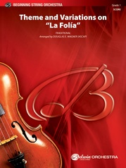 "Theme and Variations on ""La Folía"""