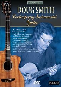 Acoustic Masterclass Series: Doug Smith -- Contemporary Instrumental Guitar