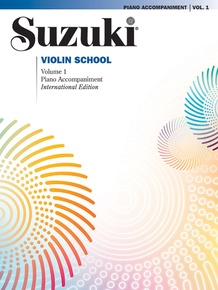 Suzuki Violin School, Volume 1