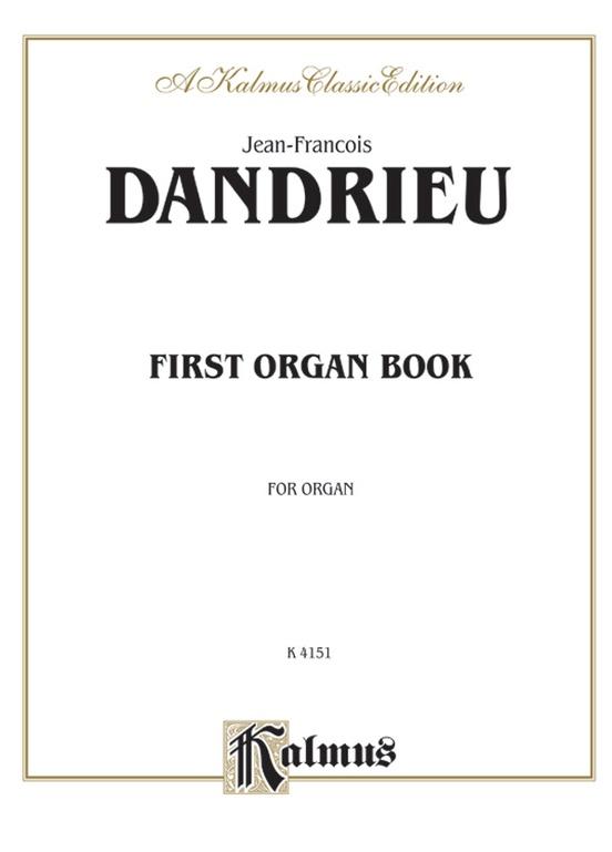 First Organ Book