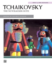 Tchaikovsky, The Nutcracker Suite (Solo)