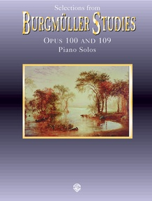 Selections from Burgmüller Studies, Opus 100 and 109