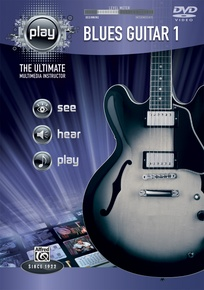 Alfred's PLAY: Blues Guitar 1