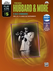 Alfred Jazz Play-Along Series, Vol. 5: Freddie Hubbard & More